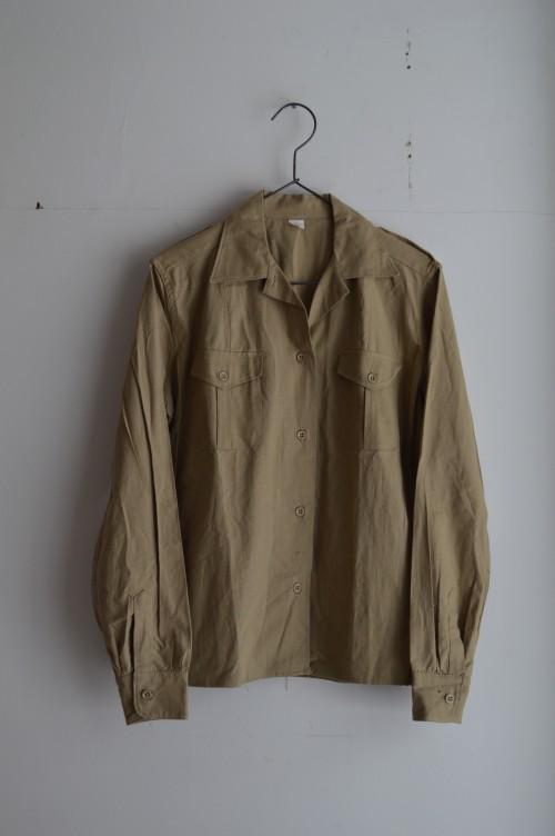 1950's Safari Shirts Dead Stock(未使用) sold