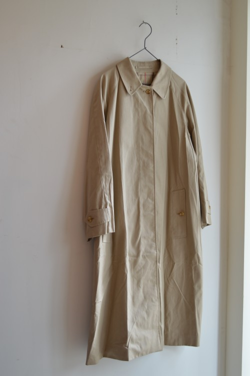 OLD ENGLAND Soutien Collar Coat sold