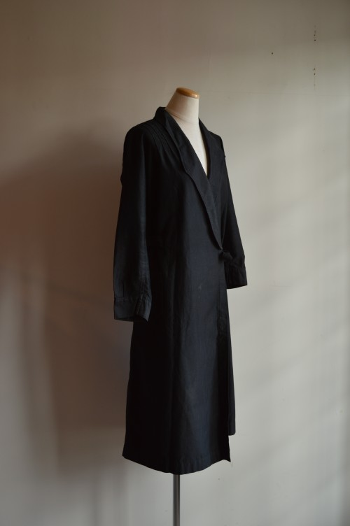 Vintage Black Work Dress sold