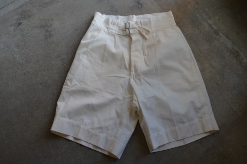 Italian Army Shorts ¥9,000+tax