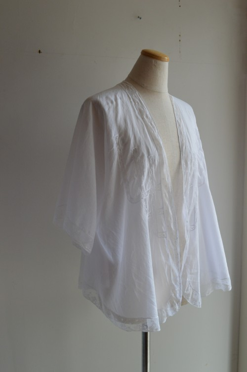 1910's Edwardian Lace Blouse ¥32,000+tax