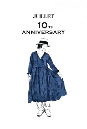 JUILLET 10th Anniversary et Veritecoeur 2016.8.20(sat)-22(mon)