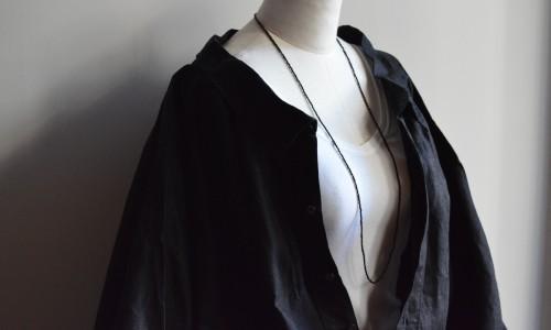 genre Antique Beads Long Necklace ¥27,000+tax