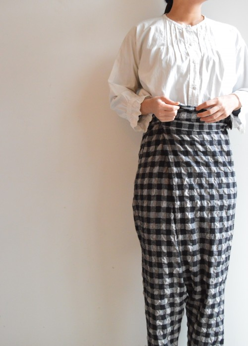 Forme D'expression Pants ¥81,000+tax