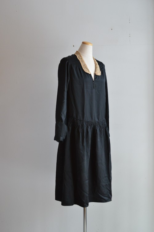 1920's Silk Dress ¥42,000+tax