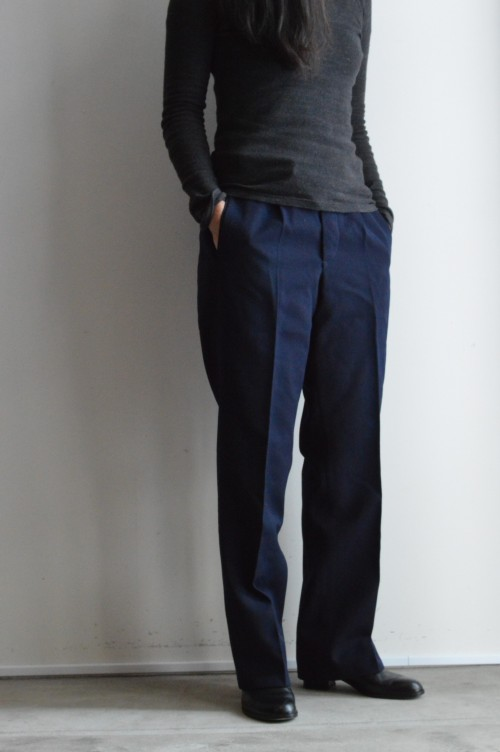 East Germany Dress Trousers ¥17,800+tax