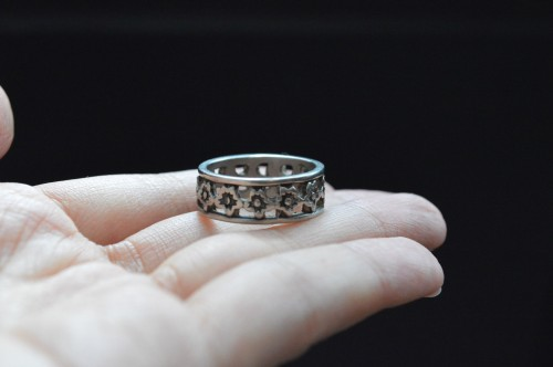 Vintage Silver Ring : ¥14,000+tax