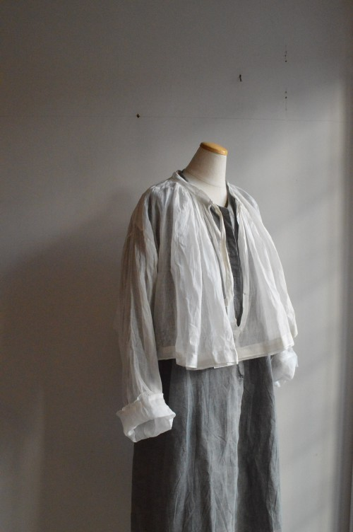 Smock : Antique Church Smock ¥42,000+tax