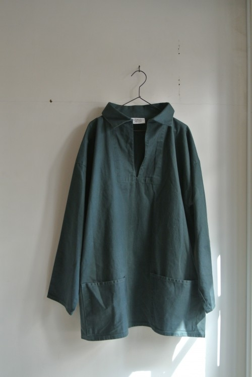 Fisherman Shirt : ¥18,000+tax