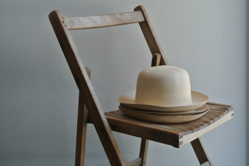1930's Straw Hat Dead Stock (未使用) ¥20,000+tax