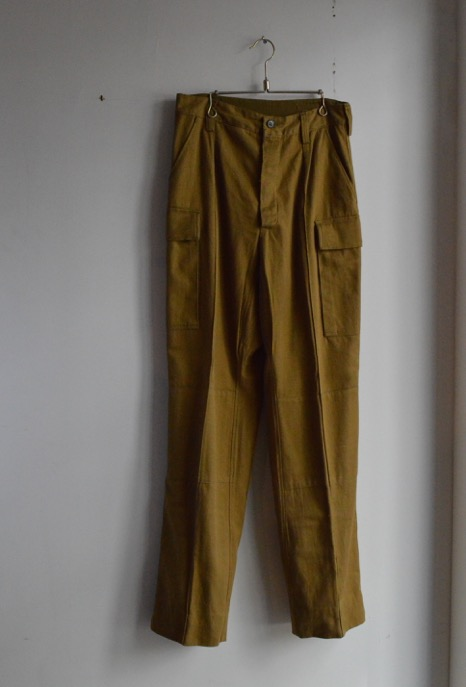 Russian Army Trousers ¥18,000+tax