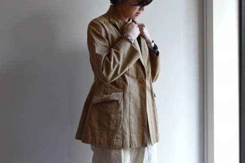 Vintage Womens Jacket ¥48,000+tax