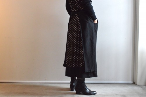 Dress : CABINET ¥88,000+tax