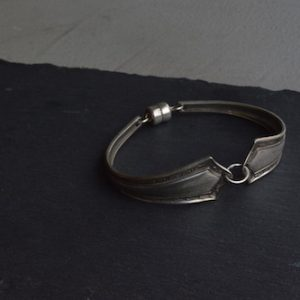 vintage spoon bangle