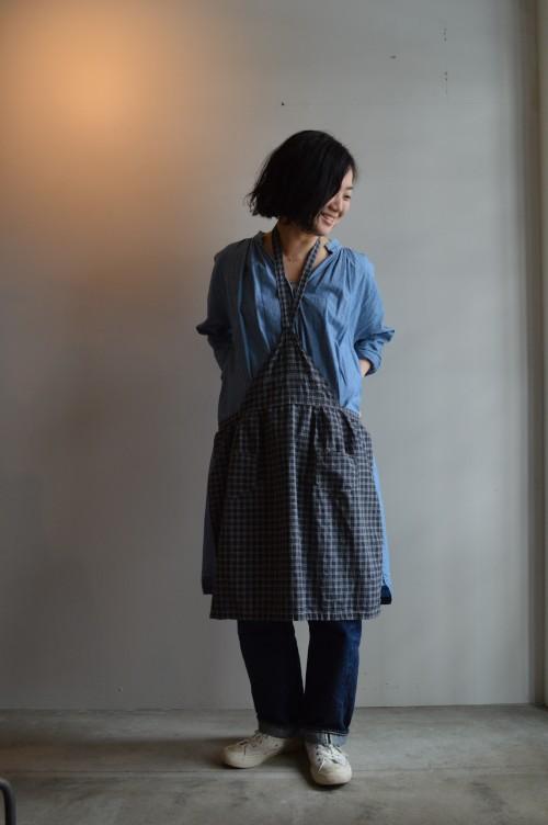 Apron : Vintage ¥15,000+tax