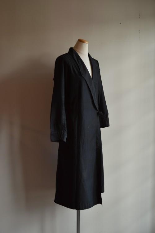Vintage Black Work Dress sold