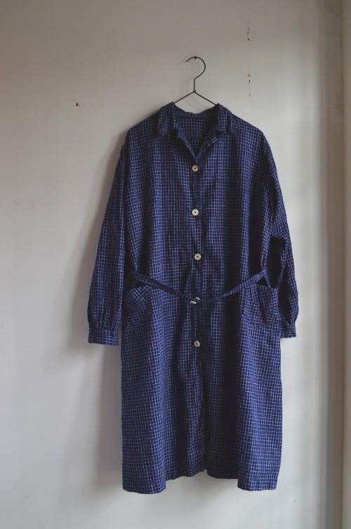 940's Work Coat Dress Dead Stock(未使用) sold