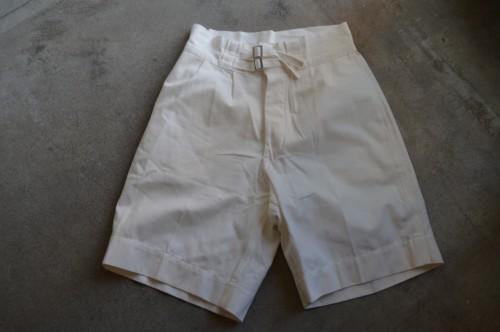 Italian Army Shorts ¥9,000+tax