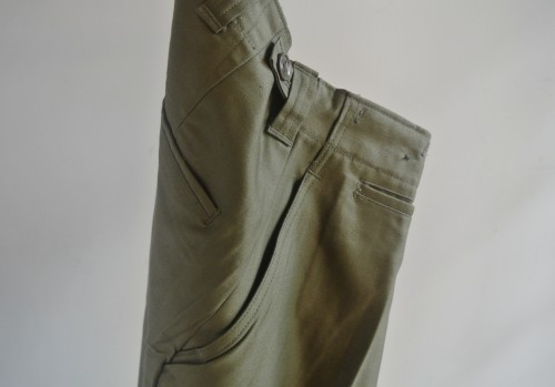 US Army M1943-Field Pants Dead Stock (未使用) size 30×30 ¥25,000+tax