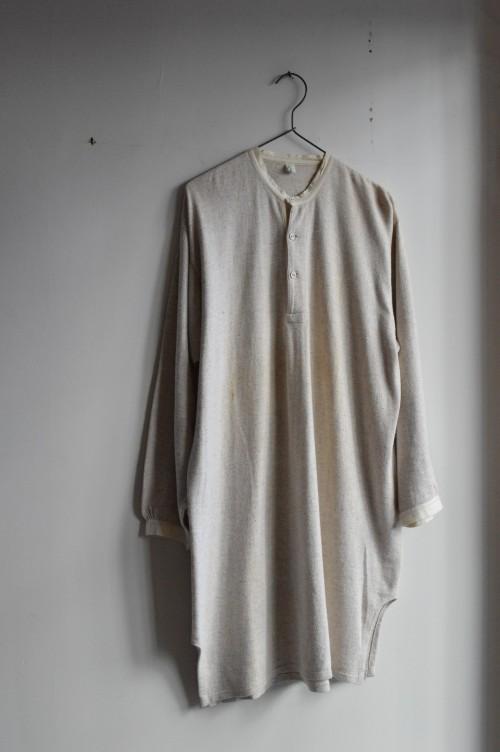 Vintage Cotton Under Shirts ¥15,800+tax