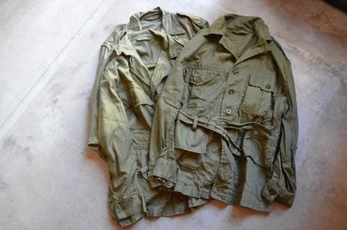 1950's British Army Bush Jacket (Dead Stock) ¥28,000+tax