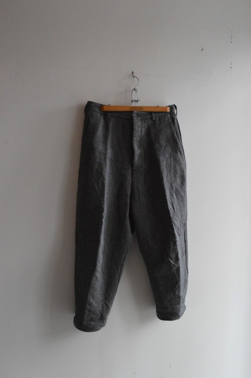 Forme D'expression Women's Woven Pants color : Gray size : 42 ¥82,000+tax