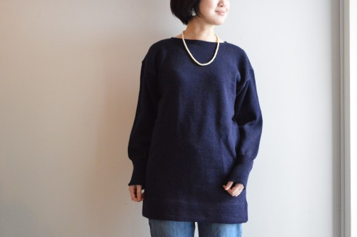 Vintage British Navy Sweater : ¥18,000+tax