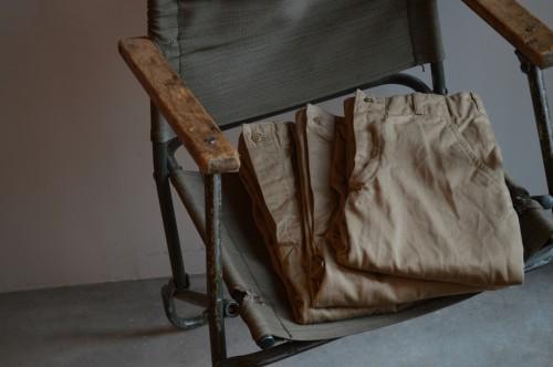 Greece Army Chino Pants Size 68㎝〜80㎝ ¥9,800+tax