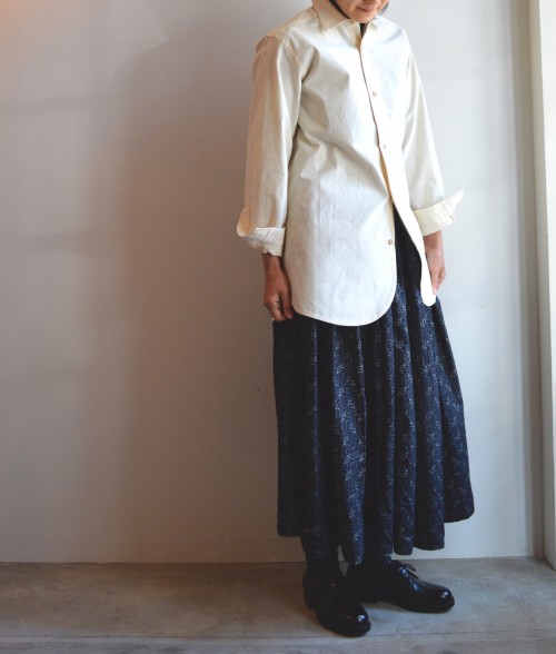 Late 1800's Farmer's Skirt ¥158,000+tax