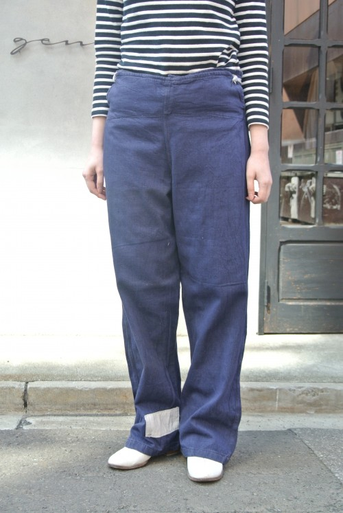 British Army Trousers : ¥58,000+tax