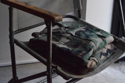 US Army Jungle Fatigue Jacket : ¥7,800〜¥9,800+tax