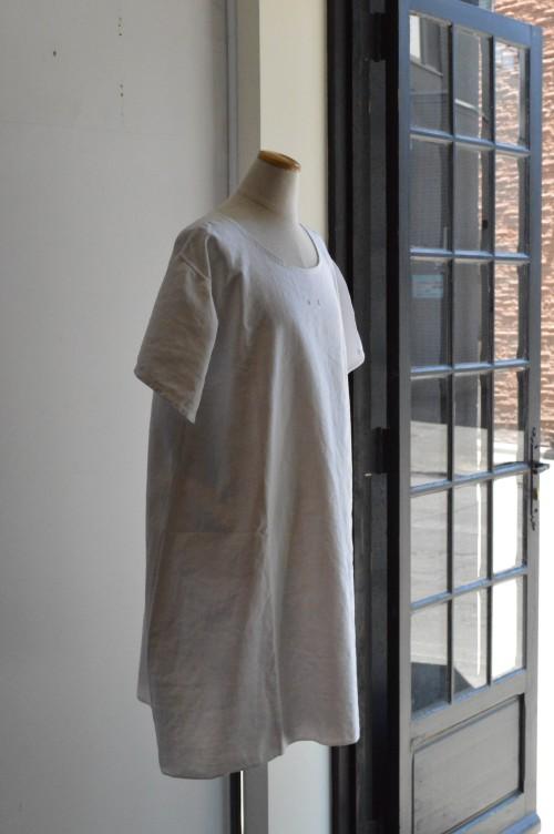 Antique Linen Night Dress : ¥32,000+tax