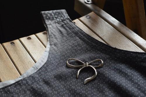 Vintage Ribbon Brooch : ¥