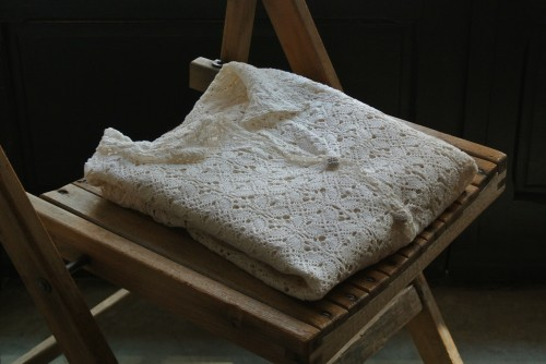 Antique Lace Cardigan : ¥43,000+tax