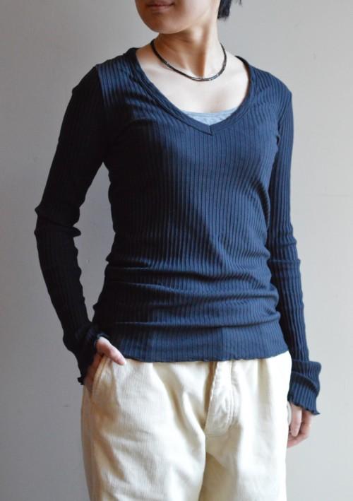 Schiesser Helena color : blauschwarz size : 34 / 36 ¥18,500+tax