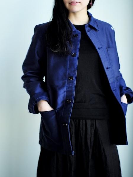 Vintage moleskin jacket